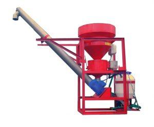 Masina tratat seminte cereale