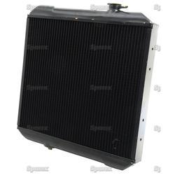 Radiator JCB Sitemaster 3C
