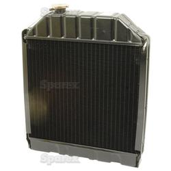 Radiator Tractor Ford New Holland 2120