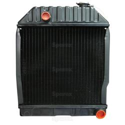 Radiator Tractor Ford New Holland 3930