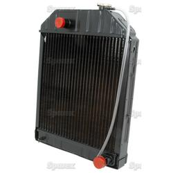 Radiator Tractor Ford New Holland 6600