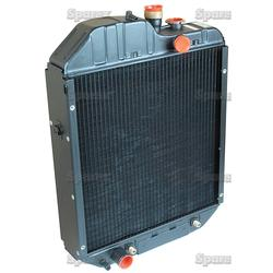 Radiator Tractor Ford New Holland  7740