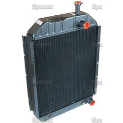 Radiator Tractor Ford New Holland  8210