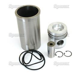 Set motor Case IH 4240
