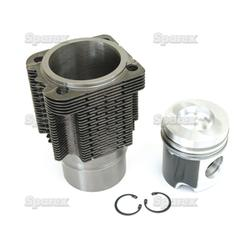 Set motor tractor Deutz-Fahr Agrostar 4.78