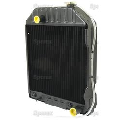 Radiator Tractor Ford New Holland 7100