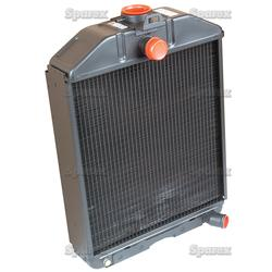 Radiator tractor Renault R551