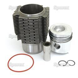 Set motor tractor Fendt 611 SA